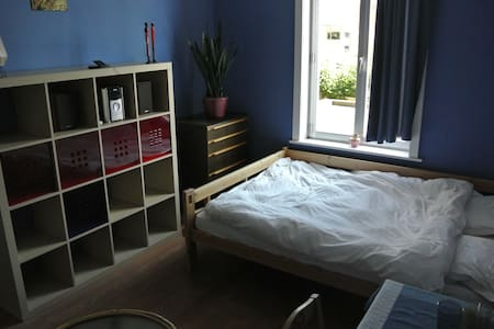 Cosy rooms, 2km from Ghent city. - Gent - Talo