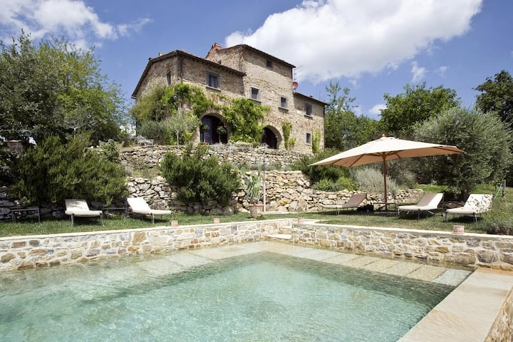 Villaflair - Pool Villa Chianti