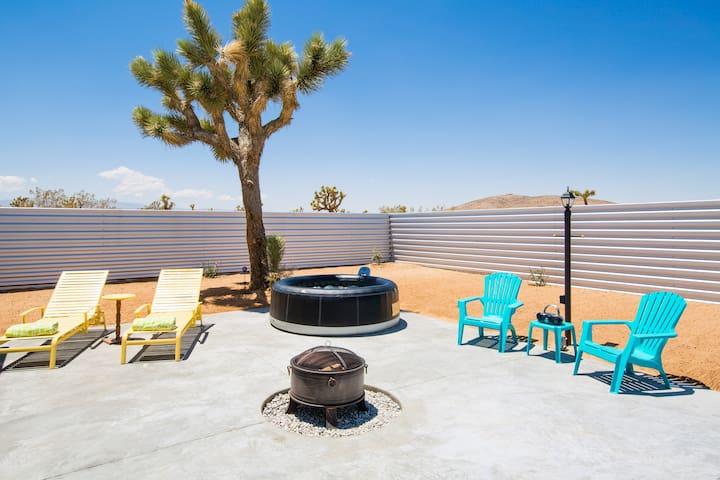Desert Bliss - Yucca Valley - Ev