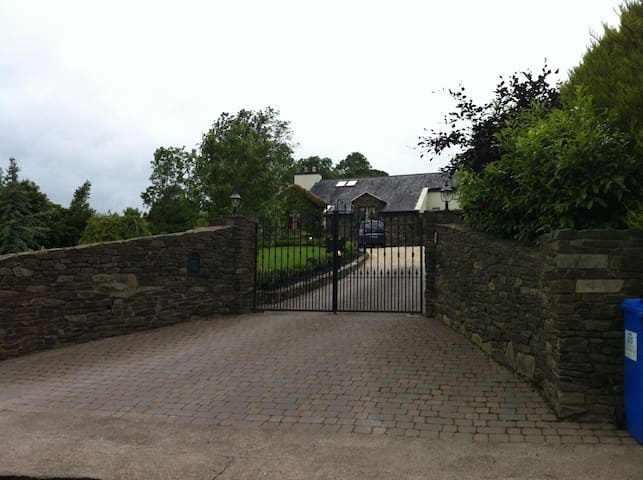 Private Lodge  West Wicklow - Baltinglass