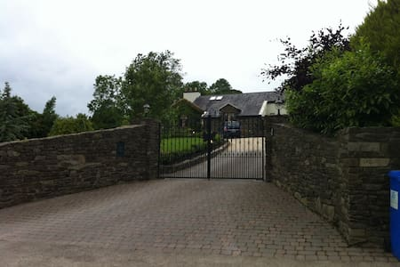 Private Lodge  West Wicklow - Baltinglass - Huis