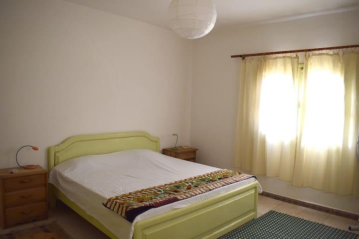 Chambre 3 - lit 180