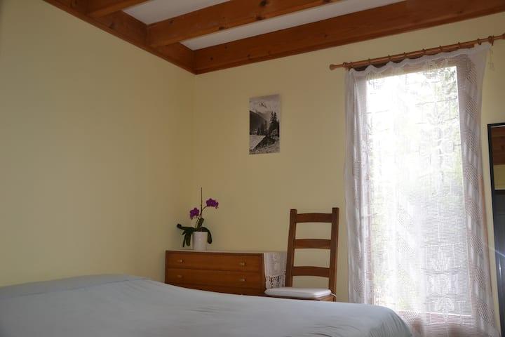 Chambre privée dans maison agréable