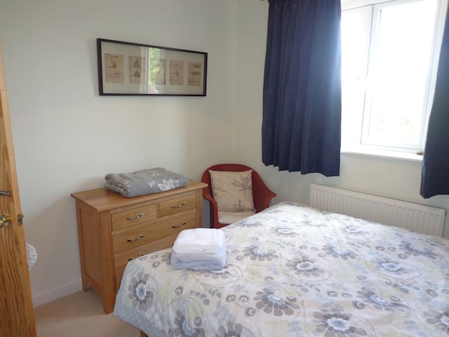 Comfortable en-suite room near centre - Cambridge - Bed & Breakfast