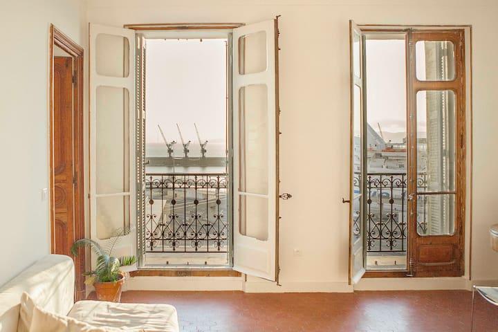 Appartement vue sur mer - Marselha - Apartamento