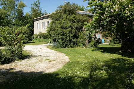 Chateau de Cartou,  rust en ruimte - Durfort-Lacapelette - Bed & Breakfast