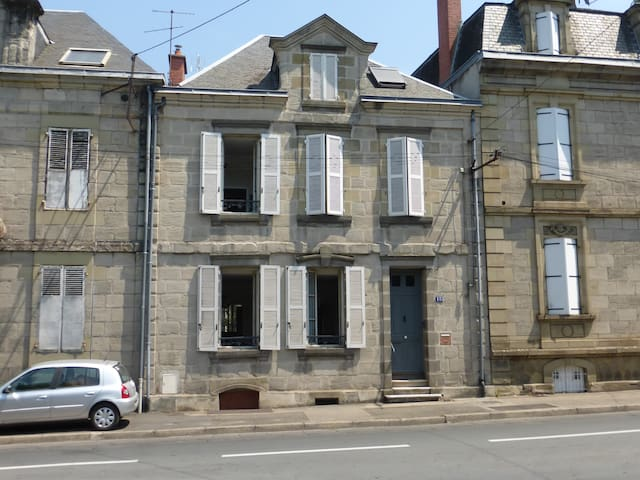 Spacious House in the city center - Brive-la-Gaillarde - Hus