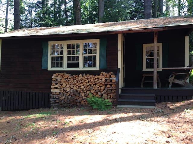 Housekeeping cottage on the lake - Wolfeboro - Blockhütte