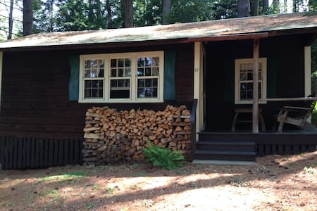 Housekeeping cottage on the lake - Wolfeboro - Cabin