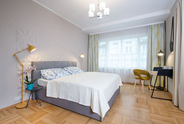 Cosy Apartment in Downtown A