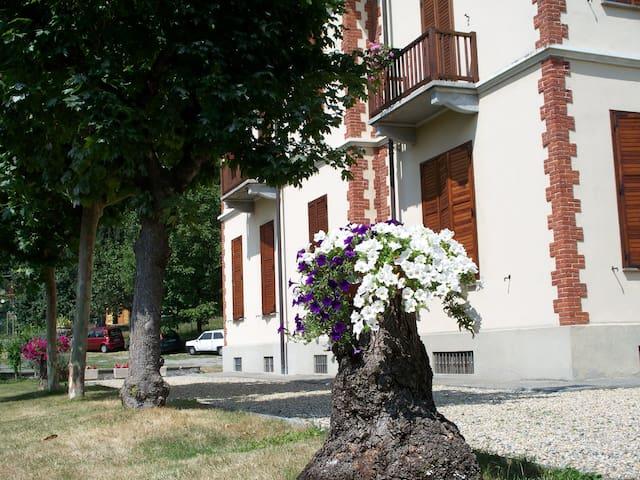 Grazioso appartamento valli Valdesi - Villar Pellice - Appartement