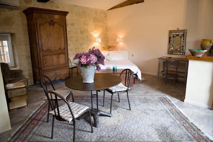Château Latour Ségur-Suite Eau - Lussac saint émilion
