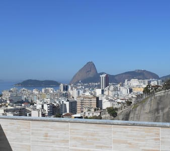 1 Bedroom, Balcony,  Sugarloaf View - Rio de Janeiro - Apartamento