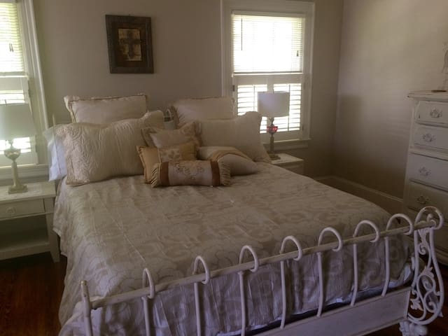 Master Suite near Augusta University/Downtown
