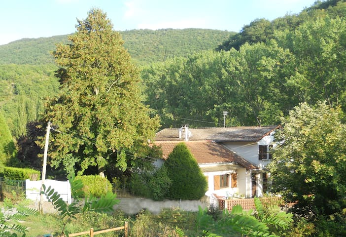 Country home, 2mn from downtown - Saint-Affrique - Lejlighed