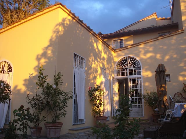 casa il Bossone - Pozzolatico - Rumah