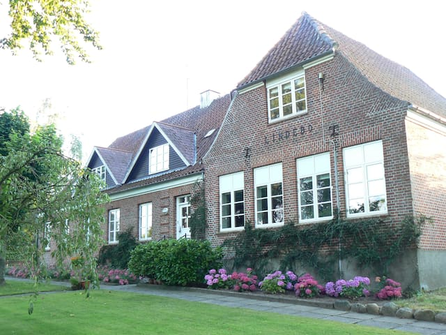 Lindebo Bed & Breakfast - Gadbjerg - Bed & Breakfast
