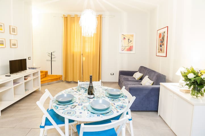 Viminale comfortable in center 1BR