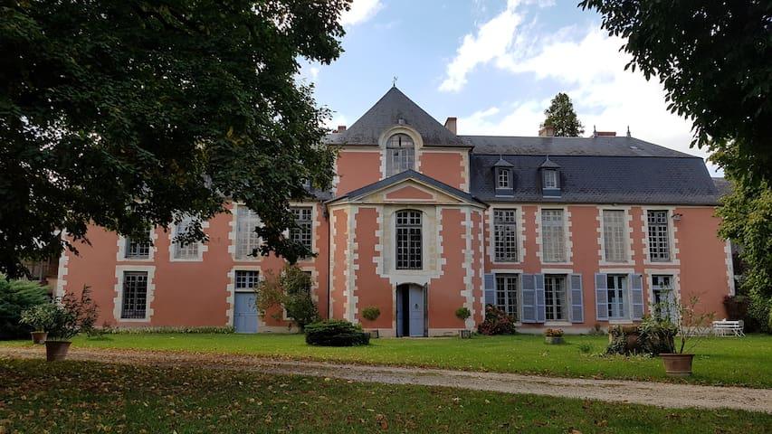 Château de Montchevreau - Gîte- l'Aile des Moineau
