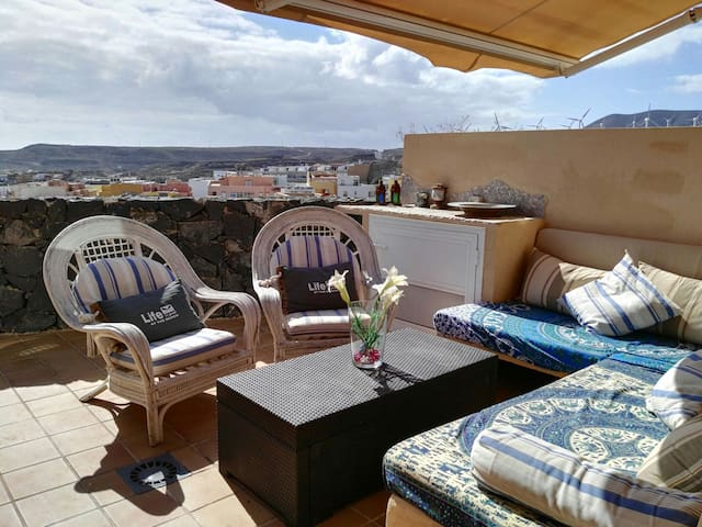 Nice apartment near sea in Tenerife - Porís de Abona - Apartemen