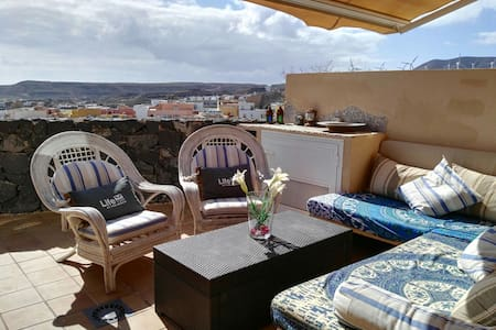 Nice apartment near sea in Tenerife - Porís de Abona - Huoneisto