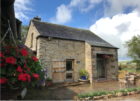 Romantic Lake District Retreat for 2 near Caldbeck