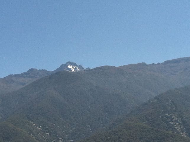 View from Home To Bolivar Peak