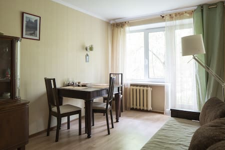 Cozy appartment in Tsarskoye Selo