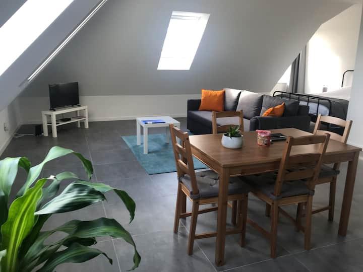 Bed & Breakfast Zunderdorp, Family studio 5