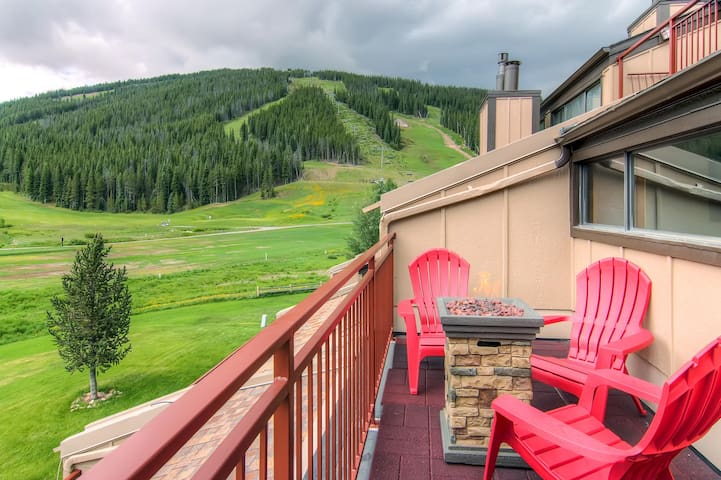 Copper Mountain-Ski on/Ski Off-3bed - Frisco - Appartement en résidence