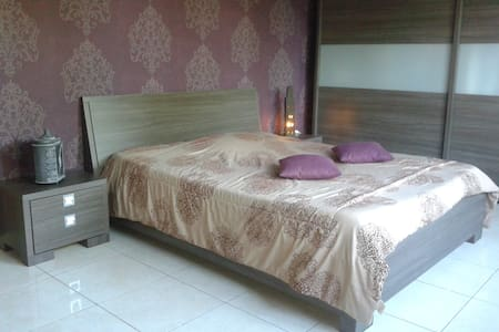 Big-Beautiful Room for 2 - Clean&Quiet - Ville de Bruxelles