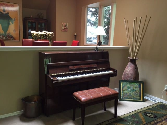 Feel free to tickle the ivories!