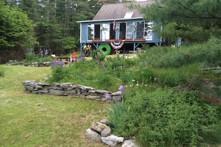 Ledgemere Cozy Cottage by the Sea - ジョージタウン