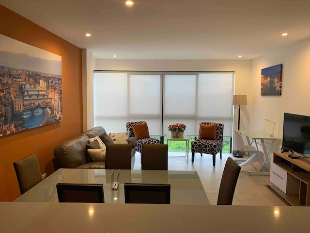 Luxury apartment Comfortable Apartamento de Lujo