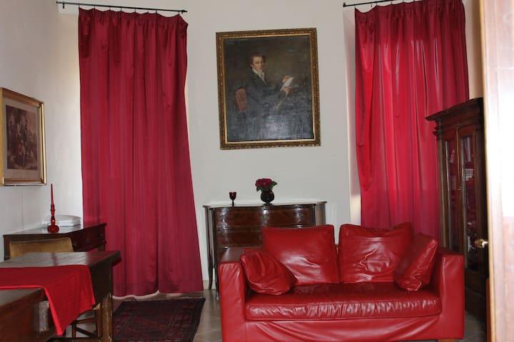 ELEGANTE APPARTAMENTO, A DUE PASSI DA P.ZZA NAVONA - Roma - Apartment