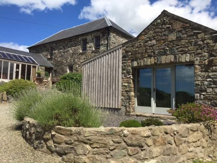 Lavender Cottage near Fishguard, Pembrokeshire