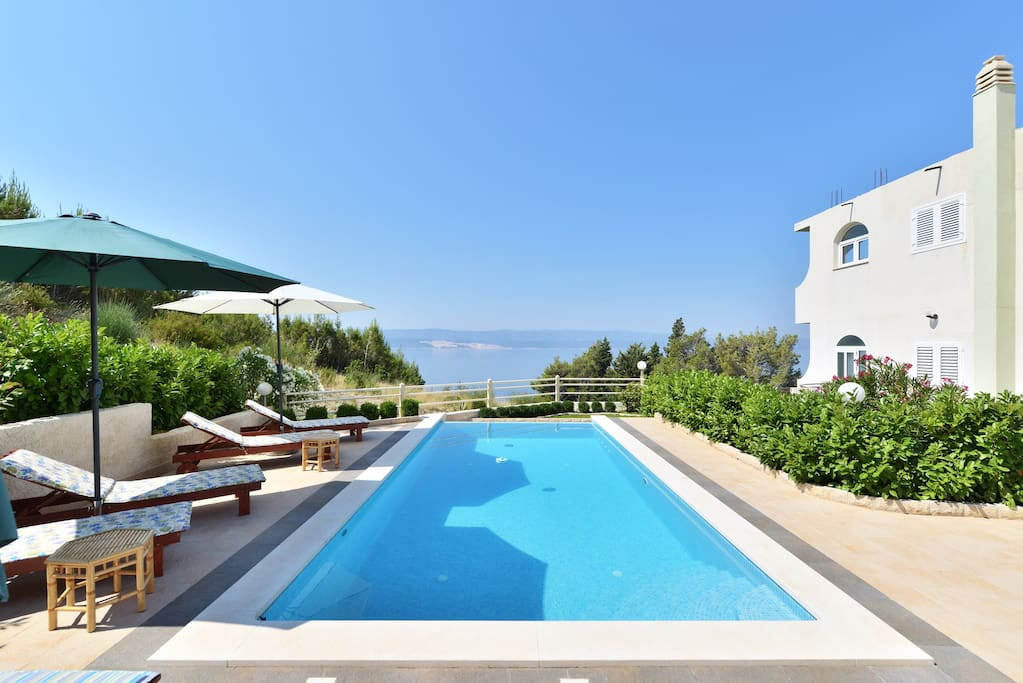 Apartment A4 With Swimming Pool And Large Terrace
