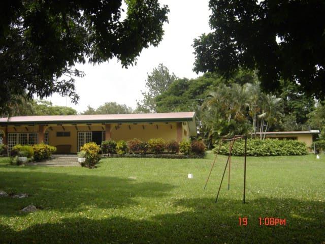 Villa Hermosa (Quinta de Recreo) - Turrúcares - 獨棟