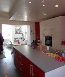 Maison atypique 120m2 Bain de Bgne - Bain-de-Bretagne