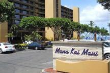 Front of the Mana Kai