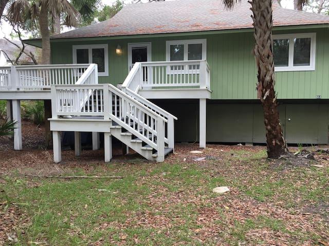 Lily's Beach House on Fripp!!!