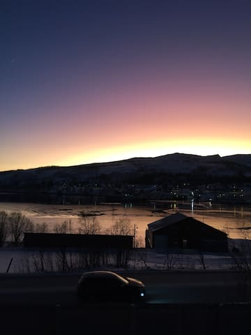 Nice appartment in the middle of everything - Tromsø - Appartement