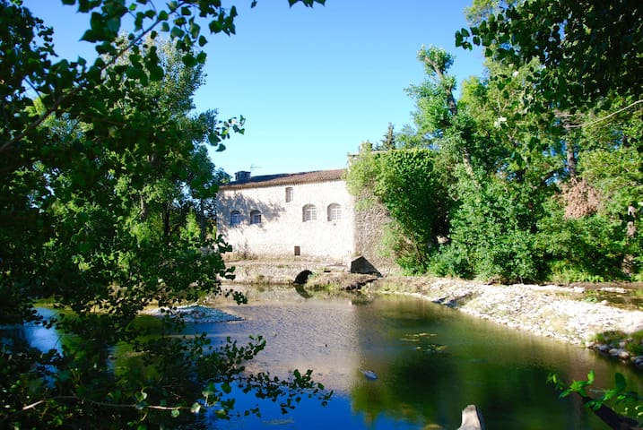 18th Century Magnificently restored Mill - Orthoux-Sérignac-Quilhan - Talo