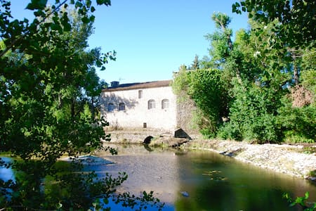 18th Century Magnificently restored Mill - Orthoux-Sérignac-Quilhan