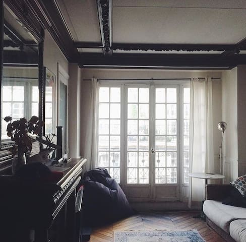 Beautiful central room in Paris - Paris