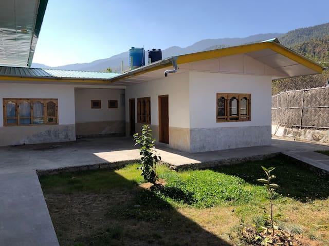 Paro, Bhutan quiet and comfortable room 1#