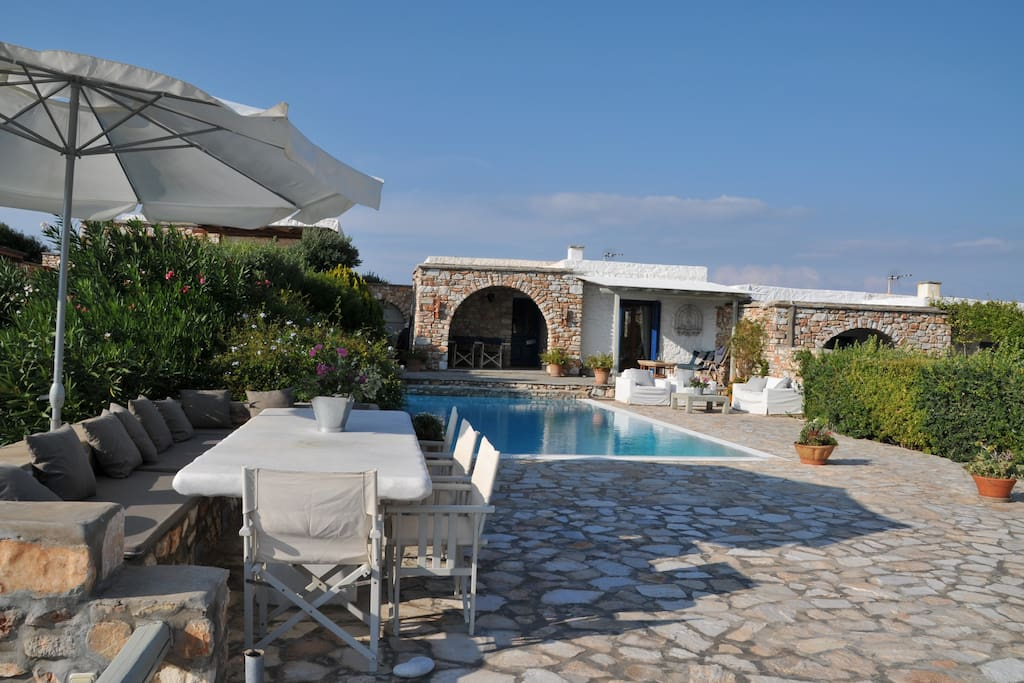 Private Pool Villa With Great Seaviews Maisons