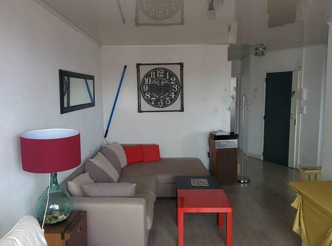 Chambre dans appartement 65 m² quartier Saint Agne