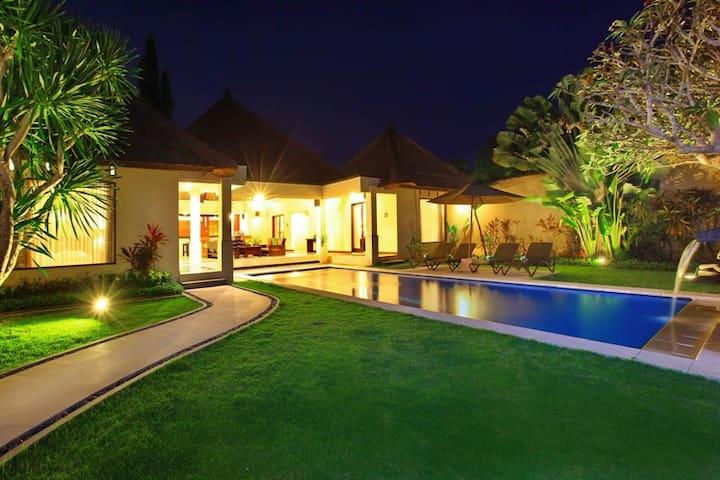 Real Balinese Living - Four Bedroom Villa