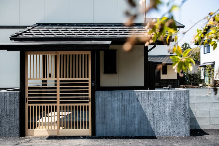 Mai ) New!close to Kinrinko and Yunotsubo street!